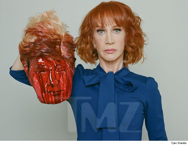 Drop Kathy Griffin from New Year's Eve
