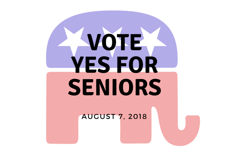 Stand With Seniors!